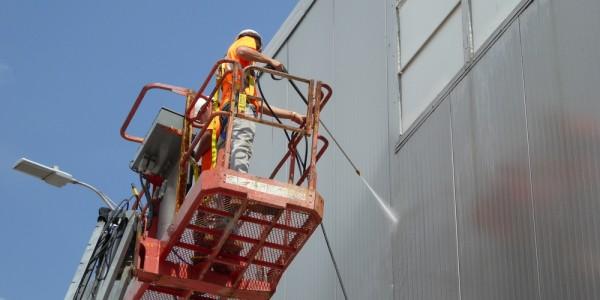 Exterior Blasting Company in Toronto