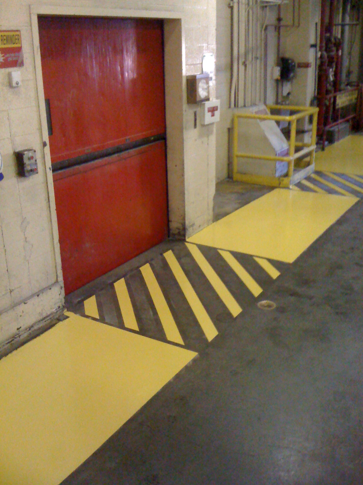 Safety Line Painting